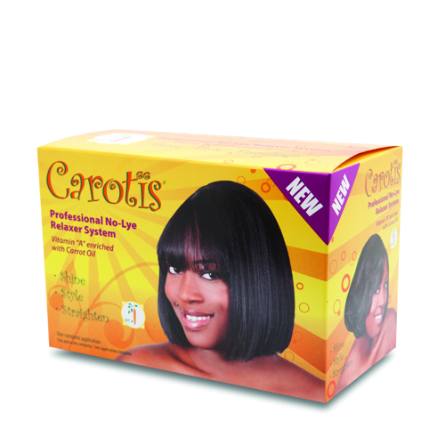 Hair Relaxers Carotis Hair Relaxer Kit