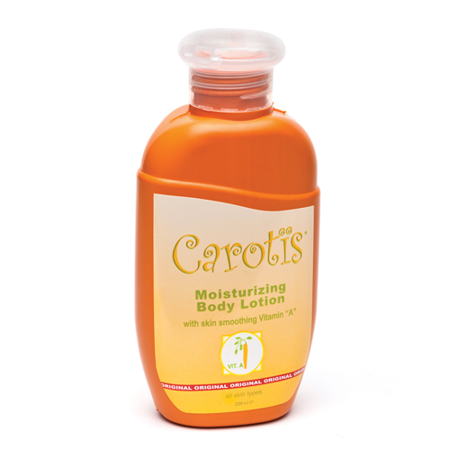 Carotis Moisturizing Body Lotion 200ml