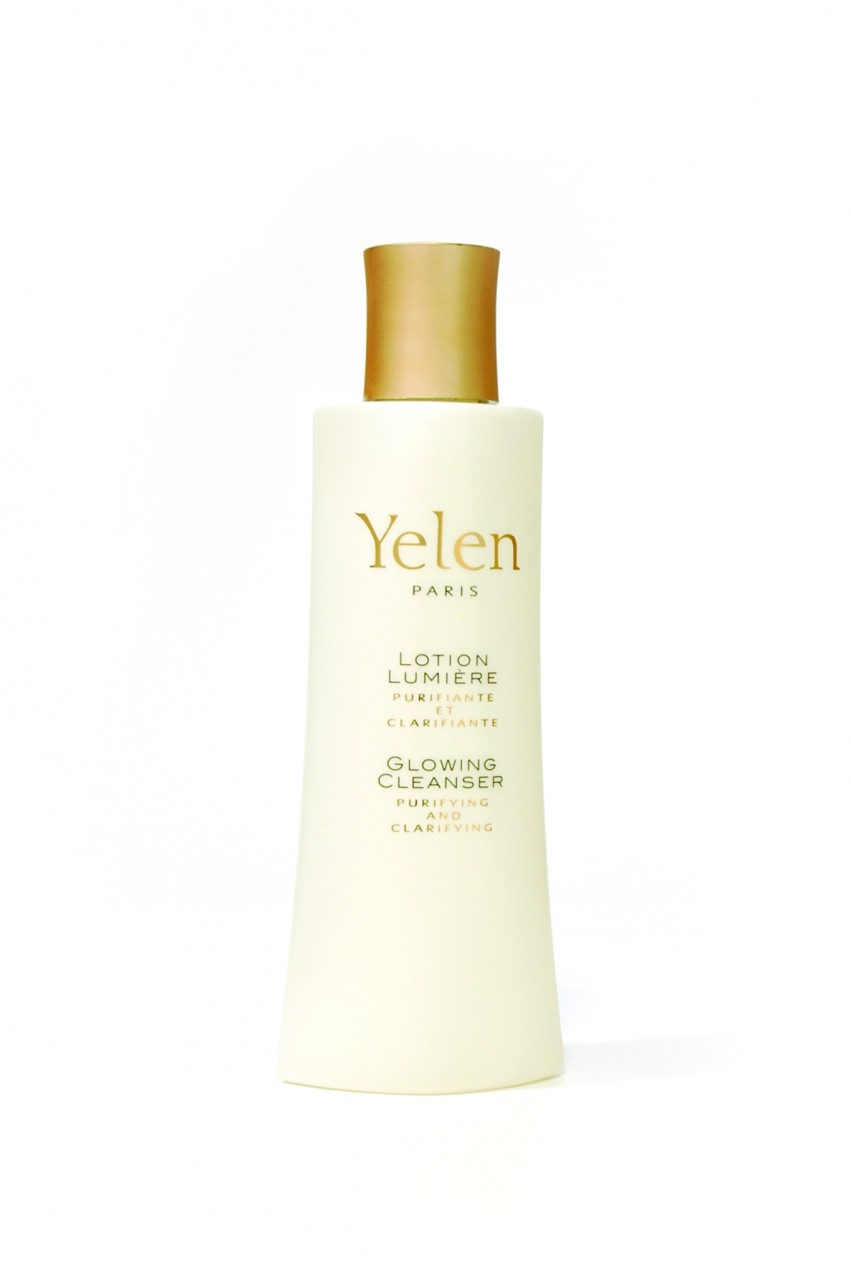 Yelen Brightening Toner Glowing Cleanser 200ml