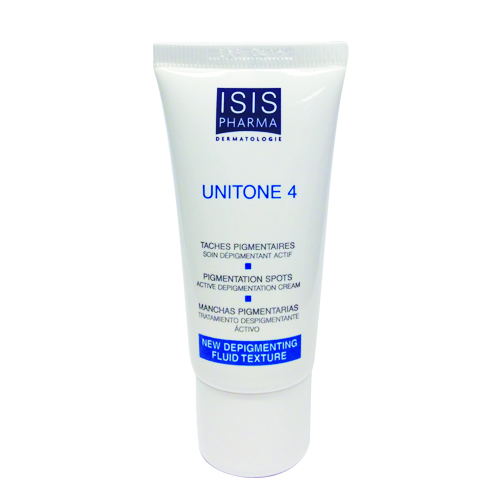 Isis Pharma UniTone 4 - Clarifying Whitening Cream