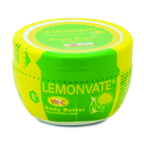 Lemonvate Rich Body Butter VC 125ml