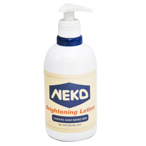 Neko Brightening Body Lotion (with pump) 500ml