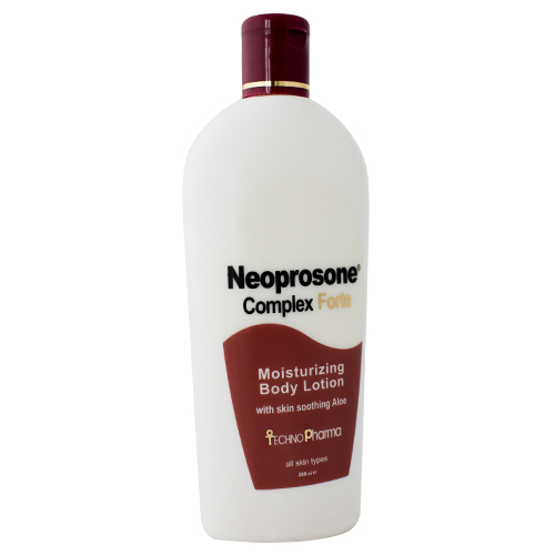 Neoprosone Forte Moisturizing Body Lotion 200ml