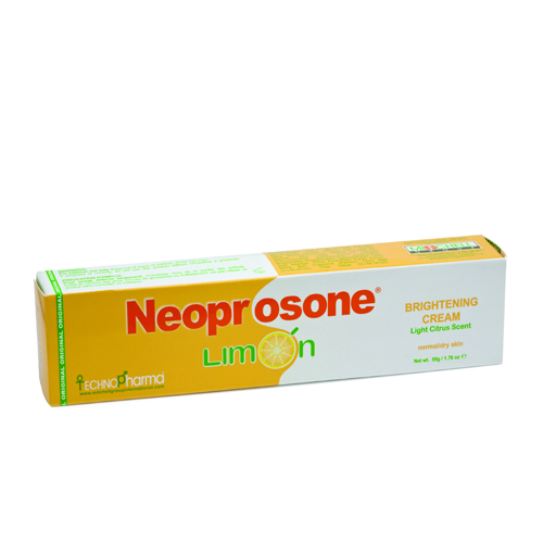 Neoprosone Limon Brightening Cream 50gm