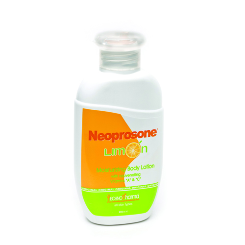 Neoprosone Limon Moisturizing Body Lotion 200ml