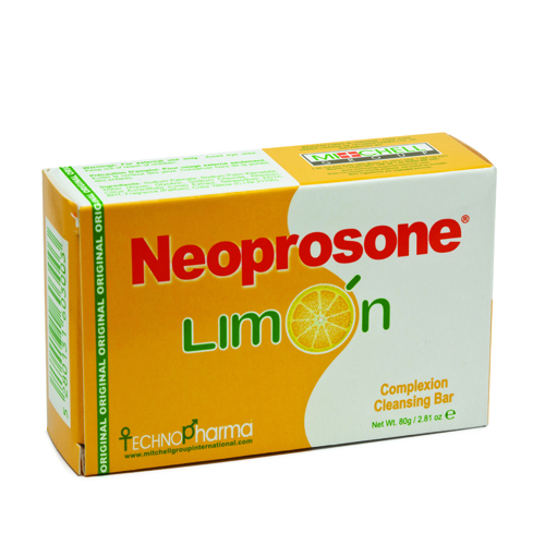 Neoprosone Limon Soap 80gm