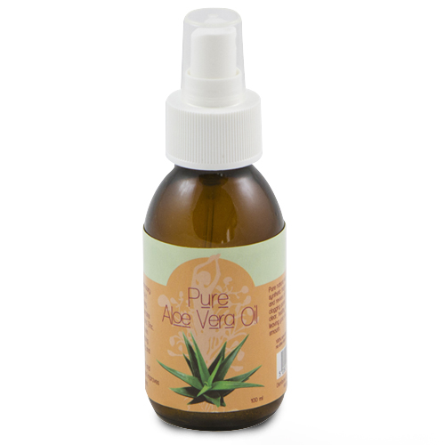 Choice of Natue Pure Aloe Vera Oil 100ml Get A FREE Raw Black Soap