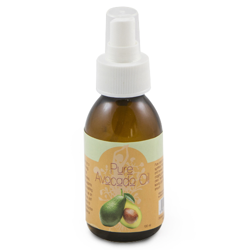 Choice of Nature Pure Avocado Oil 100ml Get A FREE Raw Black Soap