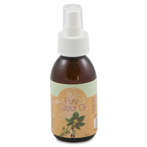 Choice of Nature Pure Castor Oil 100ml Get A FREE Raw Black Soap