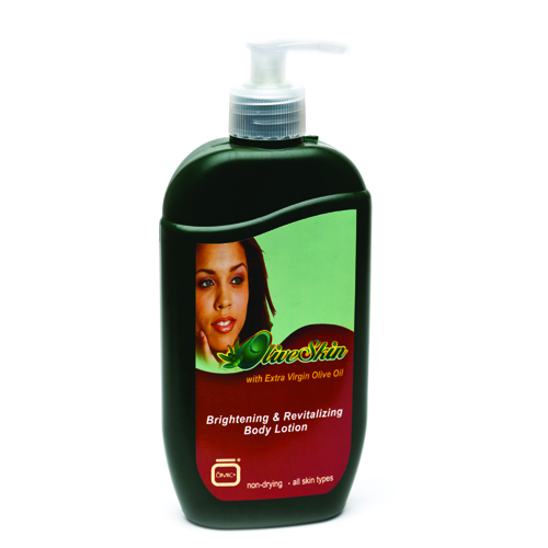 Olive Skin Brightening Body Lotion 400ml