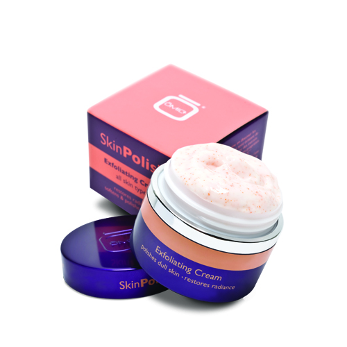 Skin Polish Exfoliating Cream 50g