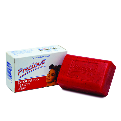 Precious Exfoliating Beauty Soap 200gm