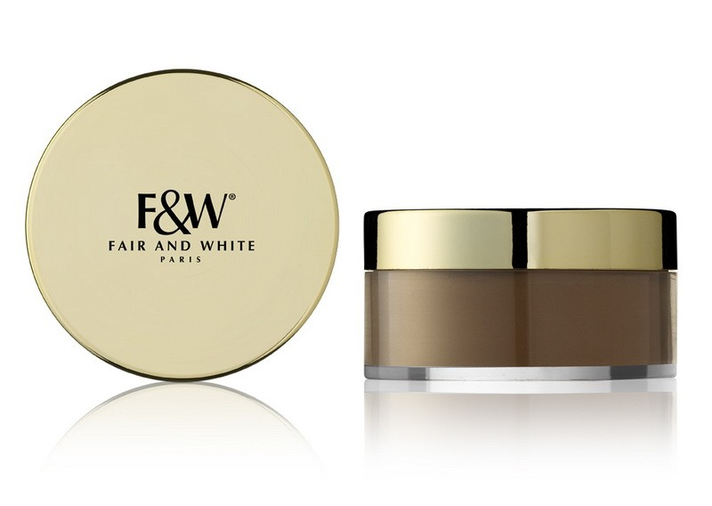Fair and White Make Up - Delicate Loose Powder