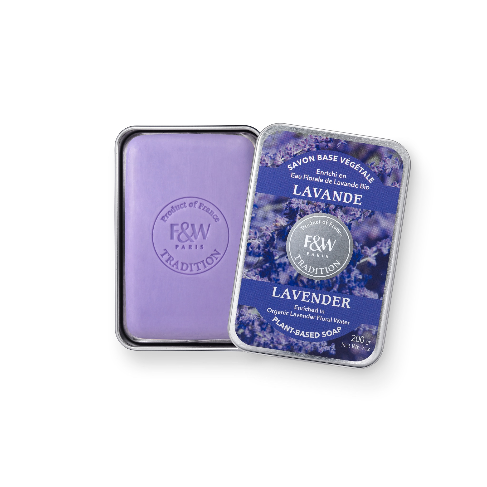 Fair & White Lavender Soap 200g