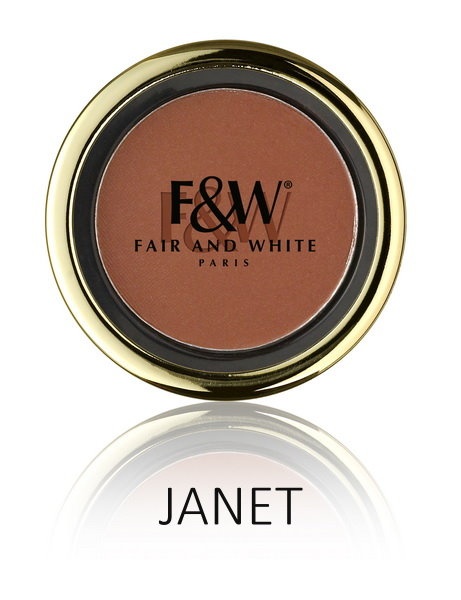 Fair and White Make Up - Graceful Blush