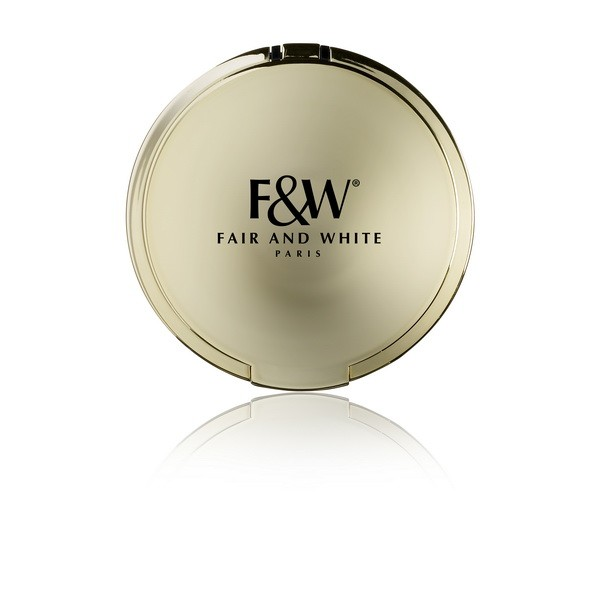 Fair and White Make Up - Ideal Pressed Powder
